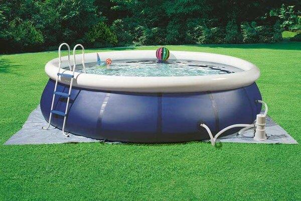 Schwimmbecken apoolco pool wellness outlet for Schwimmbecken eckig aufblasbar
