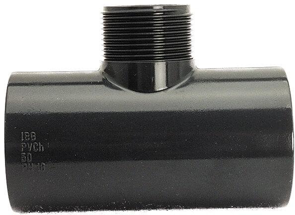 T-Stück reduziert, egal, 40-25 mm