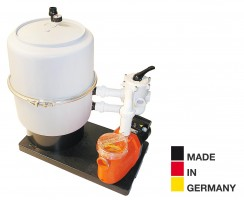 Sandfilteranlage Prime AP500, Ø 500mm, 12m³/h, bis 60m³