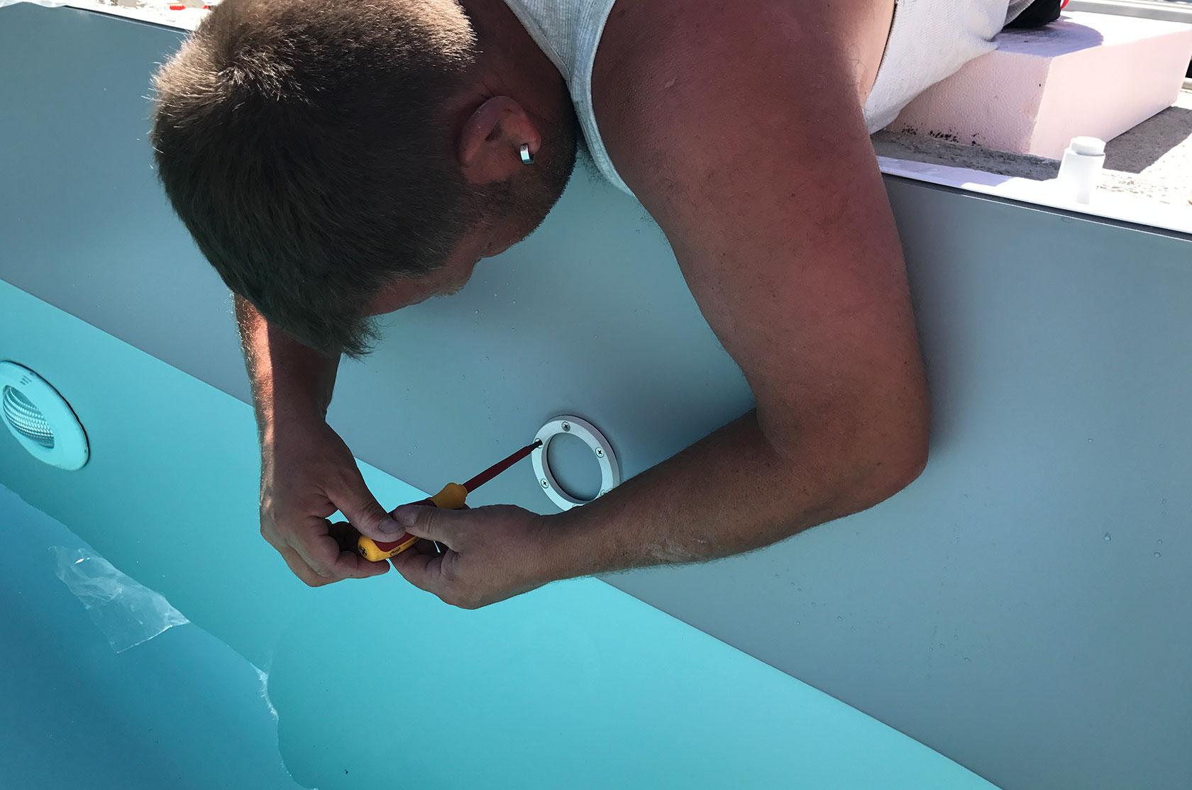 Styroporpools im berblick artikel sofort kaufen oder sie for Poolfolie montieren