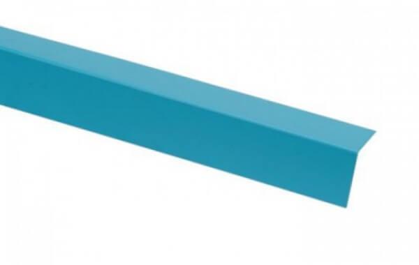 Folienblechwinkel außen PVC beschichtet
