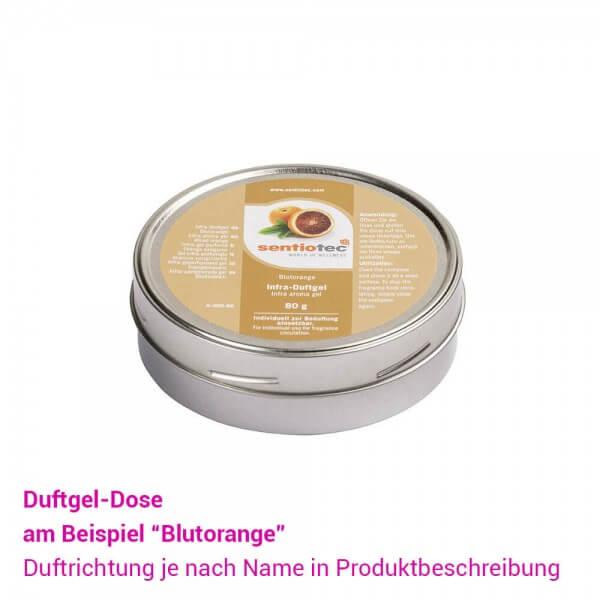 Duftgel-Dose Blutorangen-Duft