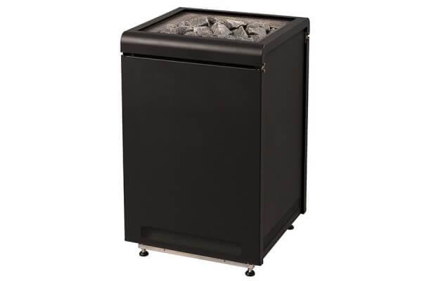 Saunaofen Concept R Black 9-15 kW - ohne Steuerung