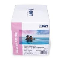 BWT AQA marin Dauerflock Premium, Kartuschen, 8 x 125 g, 1 kg