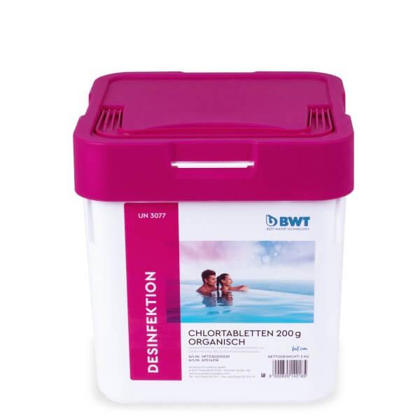 BWT AQA marin L-Chlor, Tabletten 200 g langsamlöslich, 5 kg