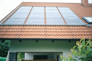 Premium Solar - Solarabsorber Grundset 9,6 m²