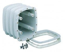 SPRINT-2000 Flanschsatz ABS (11503)