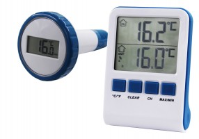 Digitales Funk Pool Thermometer