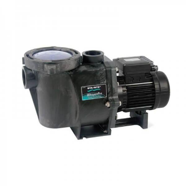 Poolpumpe Whisper Pro (5P1RD-1), 230 V 0,55kW 230V (PWPR-071)