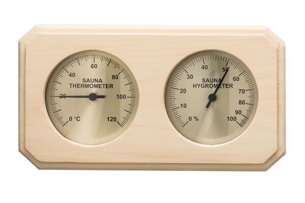 Thermo-Hygrometer Espe, geteilt