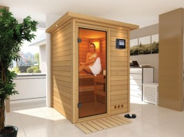 Sauna Nadja, 172x158x202 cm, 2 Personen