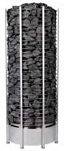 Saunaofen Tower Heater 15 kW - externe Steuerung