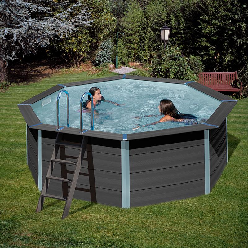 Composite pool schwimmbecken aus wpc online kaufen for Swimmingpool abverkauf