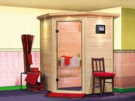 Sauna Alicja, 172x158x203 cm, 2 Personen