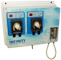 Chlor Dosieranlage Infinity pH-Redox