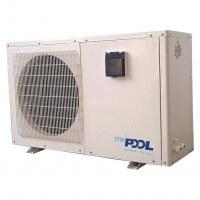 Pool Wärmepumpe Basic 3,8 kW, 20 m³ Pools