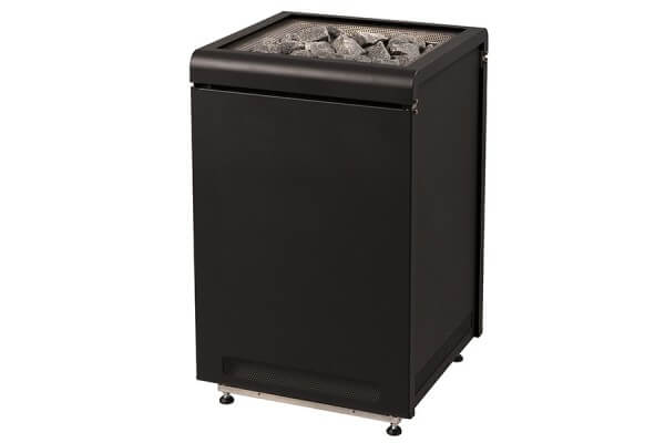 Saunaofen Concept R Black 15 kW - ohne Steuerung