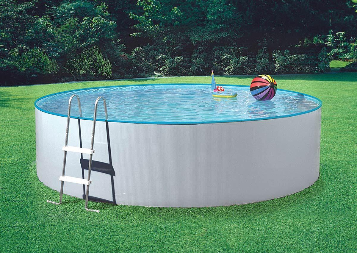 Stahlwandpool 200 x 90 ng74 hitoiro for Obi poolpumpe