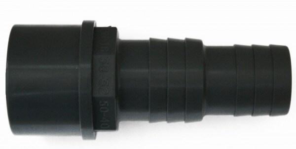 ABS Schlauchtüllen, 50x38/32 mm