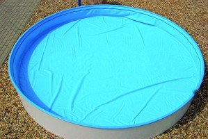 Safe Top Poolabdeckung, oval, 525 x 320 cm