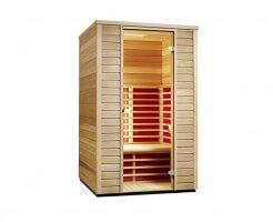 Infrarotkabine TrioSol Cedar 125, 125x110x198 cm, Abverkaufskabine