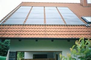 Premium Solar - Solarabsorber Erweiterungsset 7,2 m²