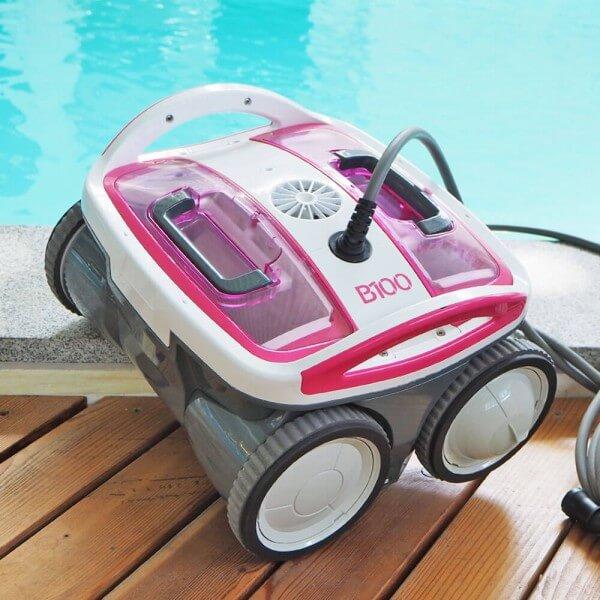 B-Ware BWT Poolroboter B100 für Bodenreinigung