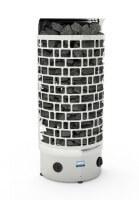 Saunaofen ARI Wall 9 kW - integrierte Steuerung