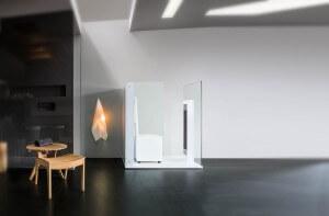 Infrarotkabine AIR solo, 125x78x200 cm, 1 Person, verschiedene Farben
