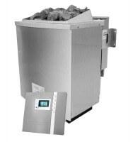 Karibu Bio-Kombiofen 9 kW inkl. Strg. Premium