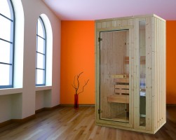 Elementsauna Arca, ab 129x118x204 cm, 1 Person