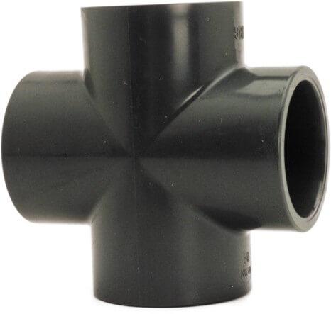 Kreuz-Stücke, egal, 63 mm
