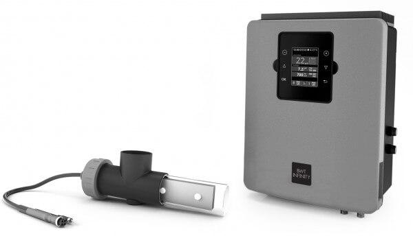 Salzelektrolyseanlage Infinity Oxilife, LOW SALT, verschiedene Ausführungen, 60 m³