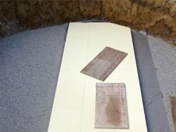stahlwandbecken ovalpool ohne beton einbauen mit conzero oval. Black Bedroom Furniture Sets. Home Design Ideas