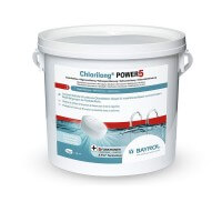 Bayrol Chlorilong POWER5 Tabletten 5 kg
