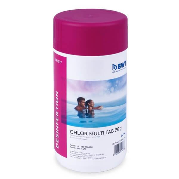 BWT AQA marin Multifunktional, Tabletten 20 g, 1 kg