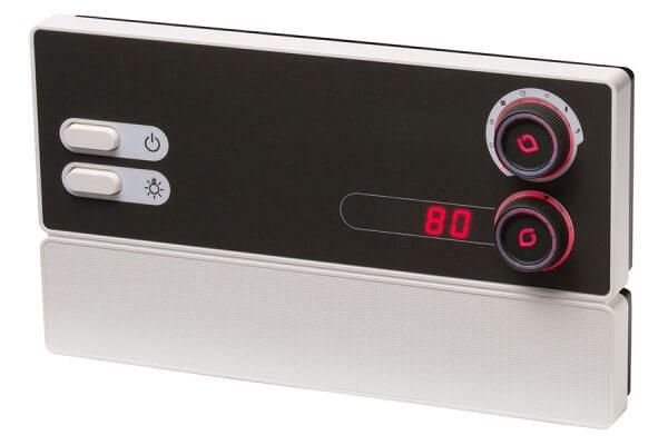 Saunasteuerung Pro C2 inkl. Ofen- & Bankfühler