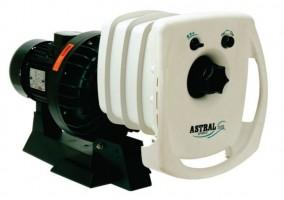 Gegenstromanlage SPRINT-2000 DS Komplettpaket