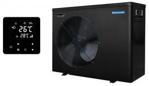 Wärmepumpe Climexel Pioneer Inverter 8,0 kW, 35 m³ Pools