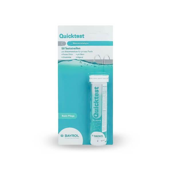 Bayrol Quick-Test, für Chlor und pH-Wert