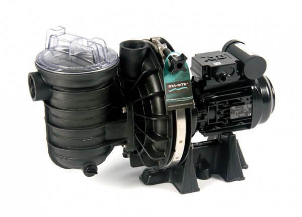 Poolpumpe Duraglas I (5P2RF-3E2), 400 V
