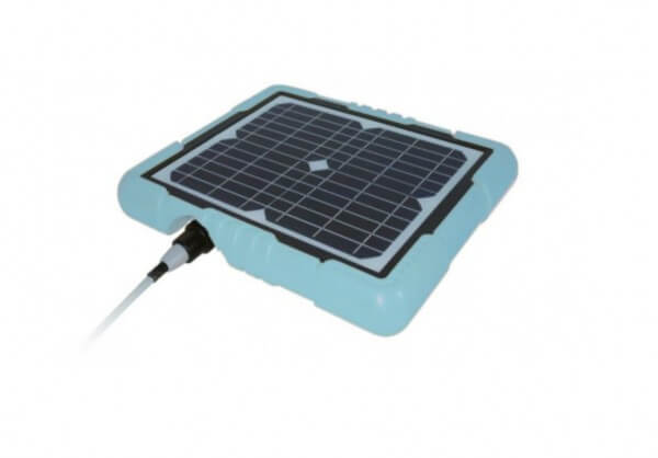 Solarkollektor 12 W für Poolroboter Clean & Go E20