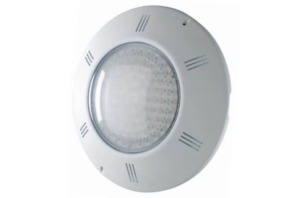 LED-Flachscheinwerfer aus ABS, RGB 16 Watt - Komplettset