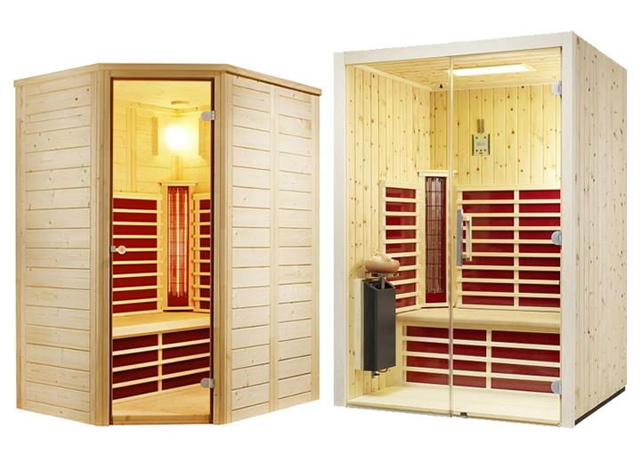 infrarotkabinen die besten marken und hersteller apoolco onlineshop f r pool wellness. Black Bedroom Furniture Sets. Home Design Ideas